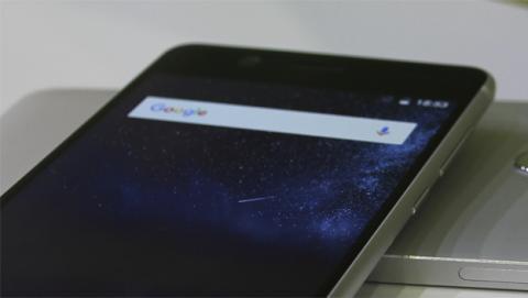 Interfaz del móvil de Nokia