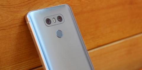 Camara LG G6