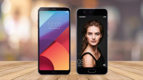 Comparativa cámara de fotos: LG G6 vs Huawei P10