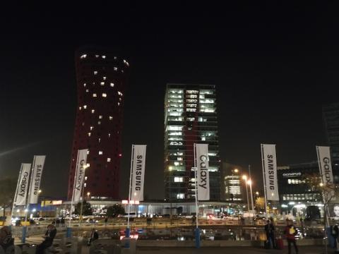 Fotografía de paisaje nocturna: LG G6 vs Huawei P10