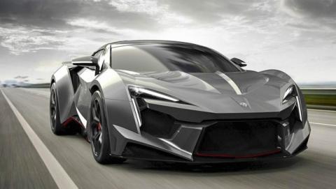 Los 10 coches más caros del mundo, se mira pero no se toca