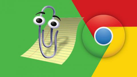 Clippy de Word, ahora en Chrome