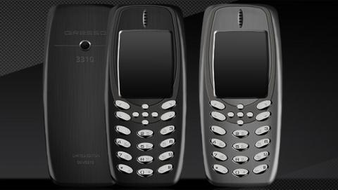 El Nokia 3310 chino que ha lanzado Gresso