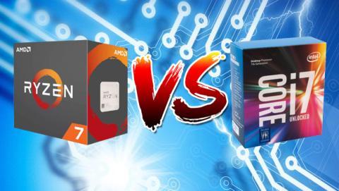 Es mejor el Ryzen 7 6800K o los Intel Core i7 para gaming y videojuegos