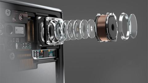 Xperia XZ Premium, una cámara lenta como la de El Hormiguero