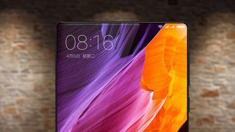 El Xiaomi Mi Mix 2: pantalla al 93% del frontal para este año