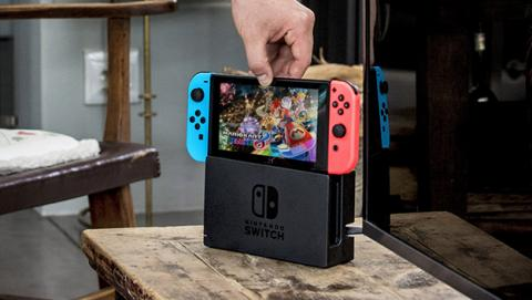 Así es Nintendo Switch por dentro