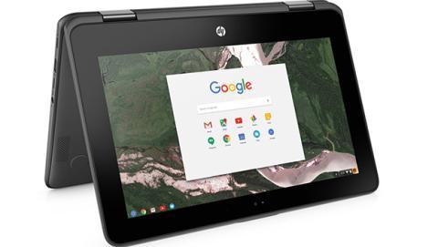 Este es el nuevo Chromebook de HP centrado en la educación