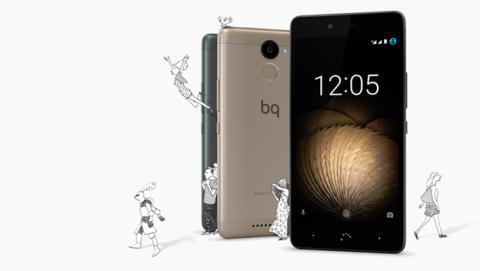 Estrenar un nuevo smartphone Aquaris U Plus