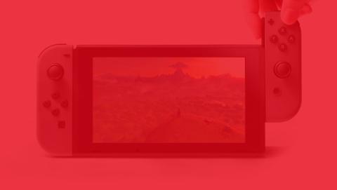 Los píxeles muertos en la pantalla de la Nintendo Switch