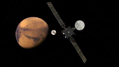 El plan de la NASA para hacer Marte habitable