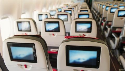 Estos son los asientos más seguros en caso de accidente de avión