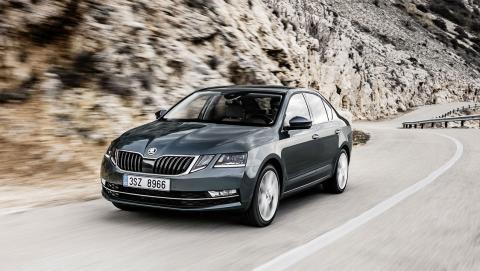 nuevo Škoda Octavia