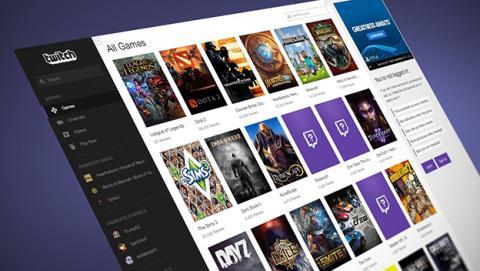 Así será la versión de escritorio de Twitch