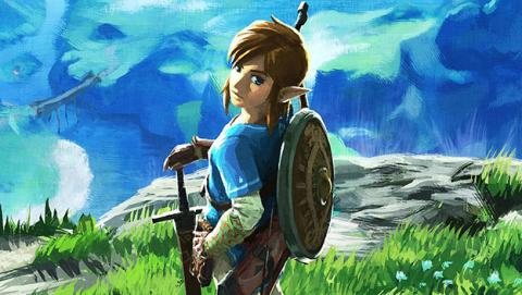 Acaban Zelda: Breath of the Wild en menos de una hora