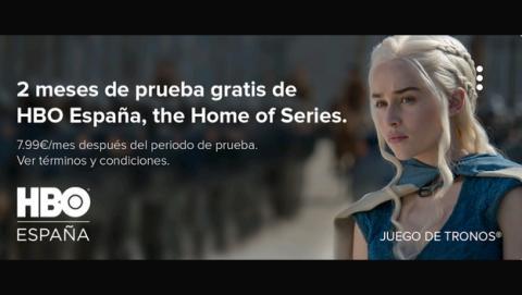 HBO y Juego de Tronos gratis durante dos meses, si tienes Chromecast