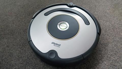 iRobot Roomba 615 Diseño