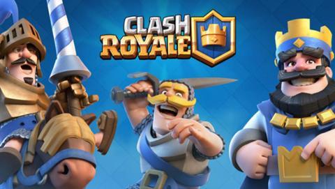 Clash Royale incorpora nuevas cartas y modos de juego