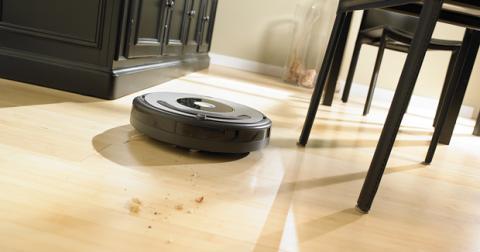 Roomba 615 funcionamiento