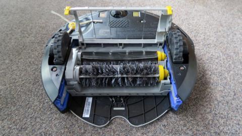 Roomba 600 mantenimiento