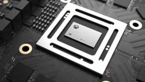 Características de la nueva Xbox Scorpio: primero, su página web oficial