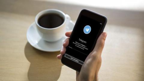 telegram llamadas voz
