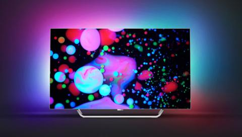 pilips tv oled