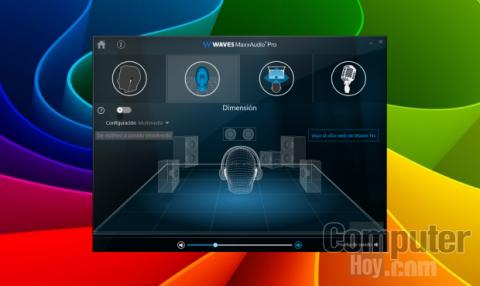 Sonido del Dell XPS 13 9360