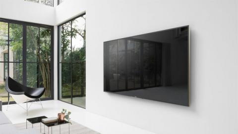 El televisor Sony ZD9