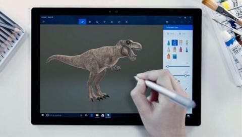 Microsoft ha rediseñado su mítico Paint para crear Paint 3D