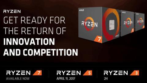 Precio, fecha de salida y características de los procesadores AMD Ryzen 5