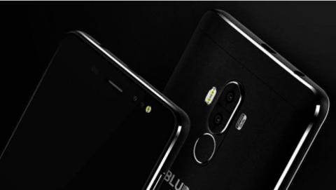 Smartphone con doble cámara frontal y trasera más asequible del mercado.
