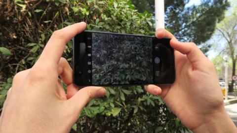 Es hora de empezar el análisis de la cámara del Huawei P10