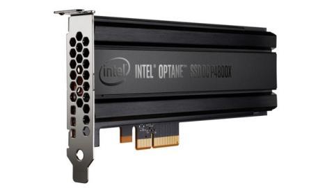 La nueva memoria Intel Optane SSD es tan rápida que sirve como RAM