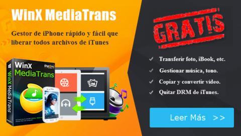 Eliminar el DRM de las películas compradas en iTunes