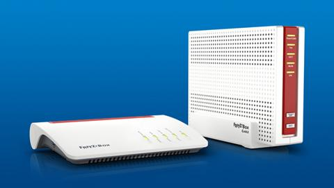 AVM presenta sus nuevos FRITZ!Box para DSL y Cable