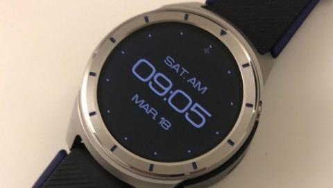Quartz, este es el primer smartwatch de ZTE con Android Wear