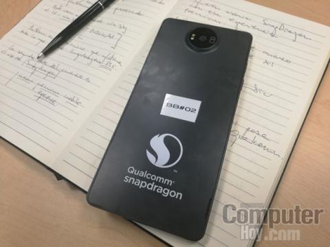 Dispositivo de prueba creado por Qualcomm para el Snapdragon 835