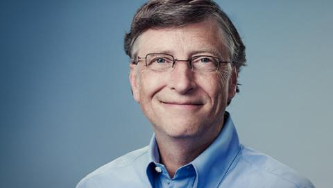 Bill Gates, en el Top de la Lista Forbes.
