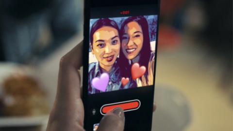 Clips, nueva aplicación de iPhone para editar vídeo