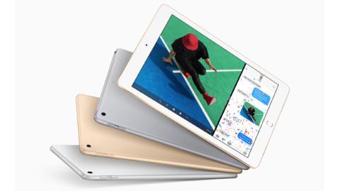 Todos los detalles del nuevo iPad de 9,7 pulgadas de Apple