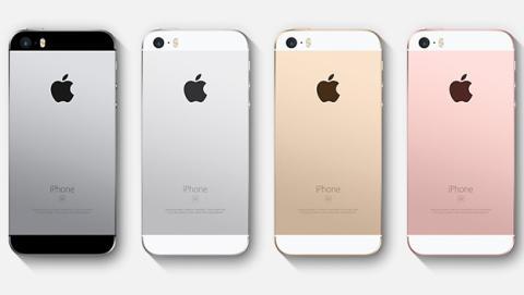 El iPhone SE estrena capacidades de 32 y 128 GB