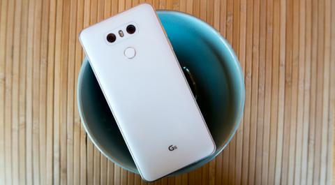 Trasera LG G6