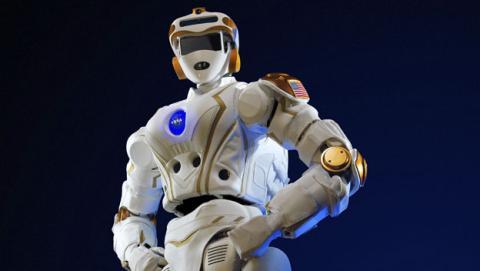 valkyrie r5 robot nasa, valkiria, valquiria