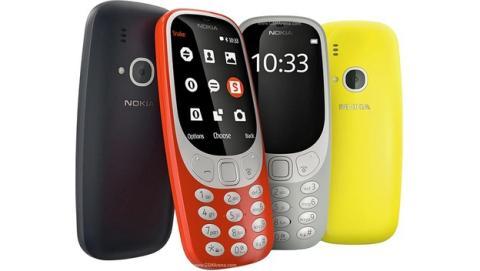 Mejores alternativas al Nokia 3310: móviles extremadamente baratos