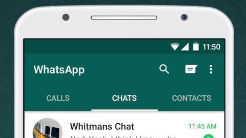 WhatsApp notificará a los contactos de los cambios de número