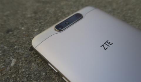 ZTE Blade V8, análisis de la cámara