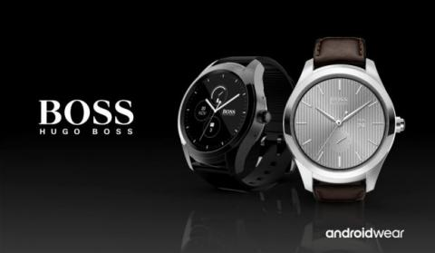 hugo boss reloj inteligente