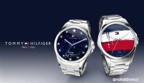 smartwatch de Tommy Hilfiger