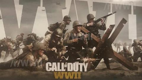 El nuevo Call of Duty regresaría a la Segunda Guerra Mundial